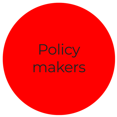 Policy makers